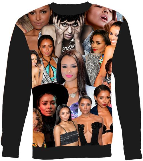 Kat Graham sweatshirt