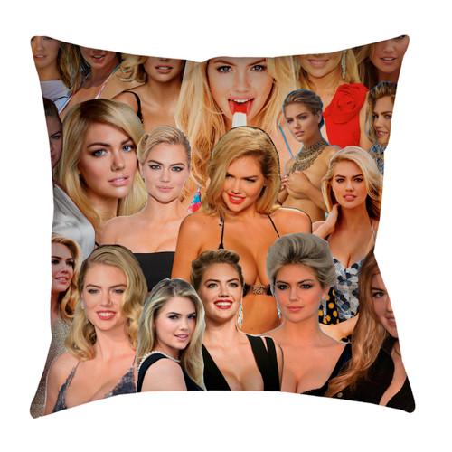 Kate Upton pillowcase