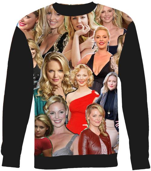 Katherine Heigl sweatshirt