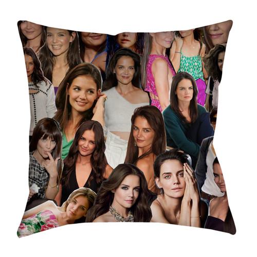 Katie Holmes pillowcase