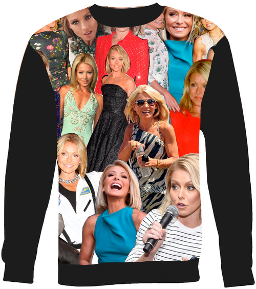 Kelly Ripa sweatshirt
