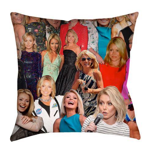 Kelly Ripa pillowcase