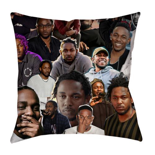 Kendrick Lamar pillowcase