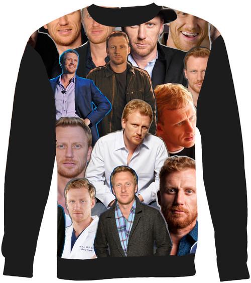 Kevin McKidd sweatshirt