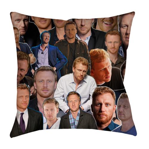 Kevin McKidd pillowcase