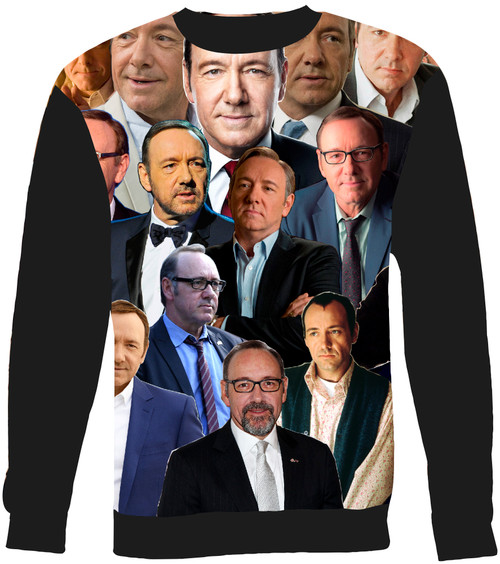 Kevin Spacey sweatshirt