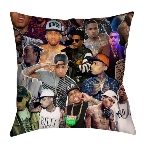 Kid Ink pillowcase