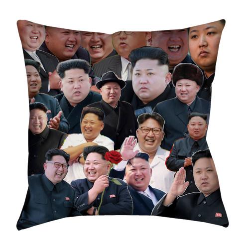 Kim Jong Un pillowcase