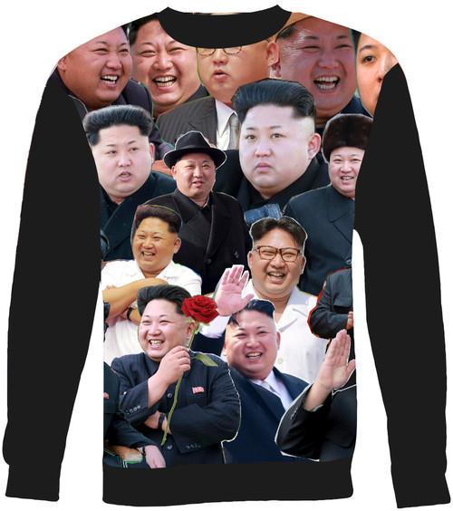 Kim Jong Un sweatshirt