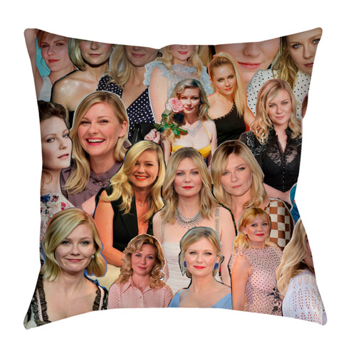 Kirsten Dunst pillowcase