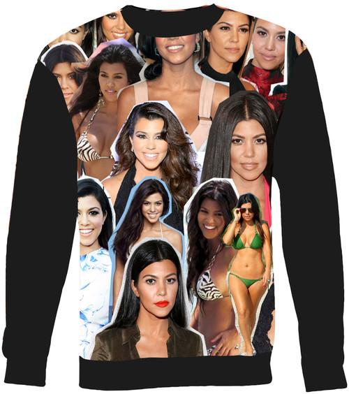 Kourtney Kardashian sweatshirt