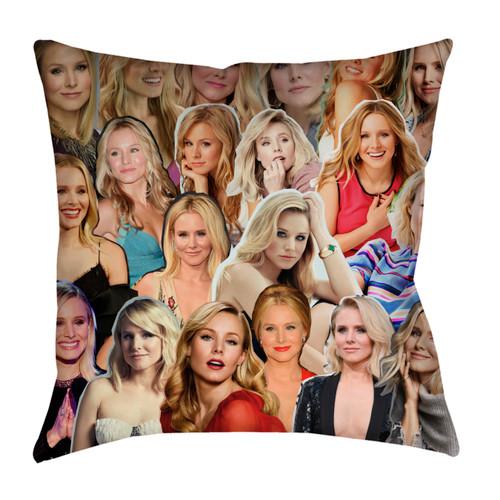 Kristen Bell pillowcase