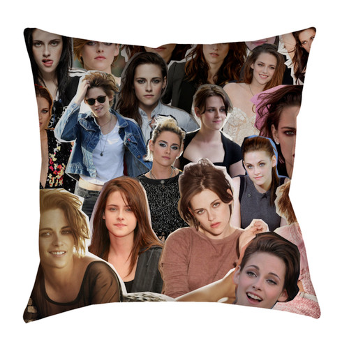 Kristen Stewart pillowcase