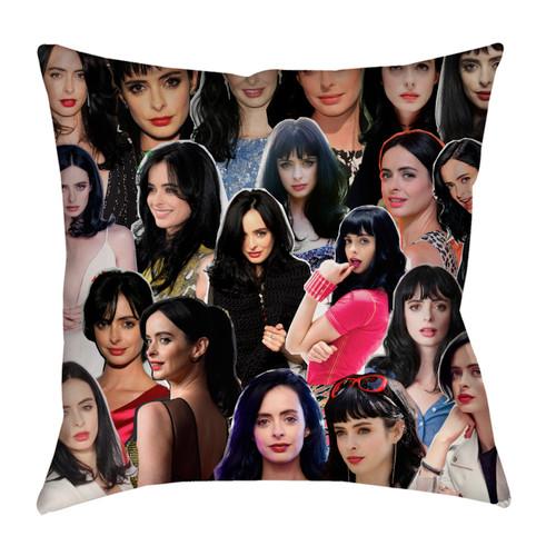 Krysten Ritter pillowcase