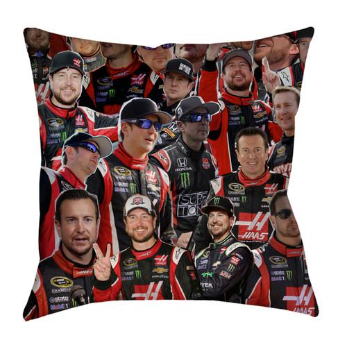 Kurt Busch pillowcase