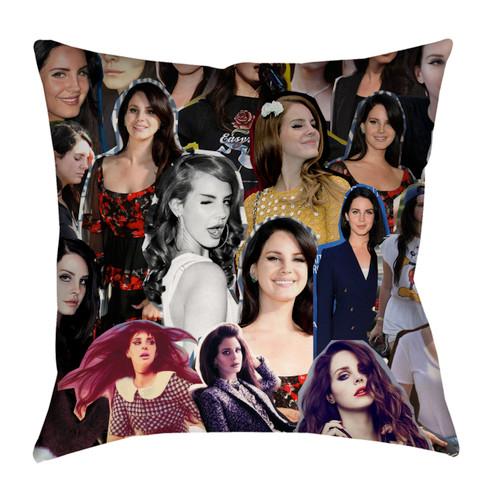 Lana Del Rey pillowcase