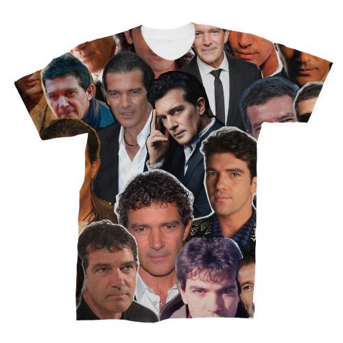 Antonio Banderas tshirt