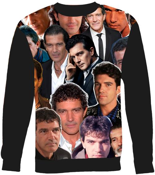 Antonio Banderas sweatshirt