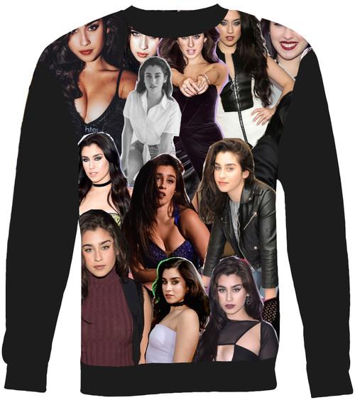 Lauren Jauregui sweatshirt