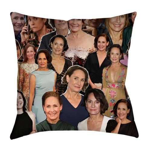 Laurie Metcalf pillowcase