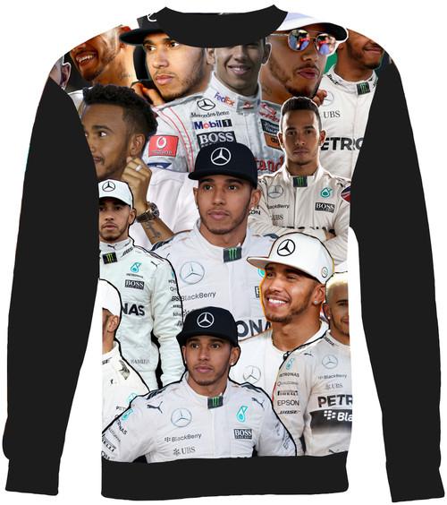 Lewis Hamilton sweatshirt