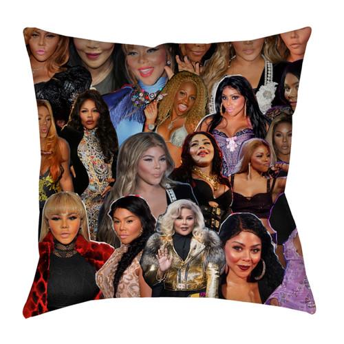 Lil Kim pillowcase