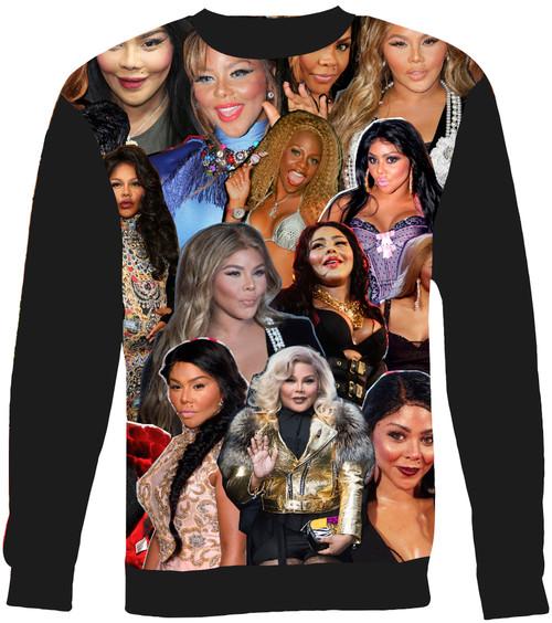 Lil Kim sweatshirt