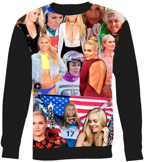 Lindsey Vonn sweatshirt