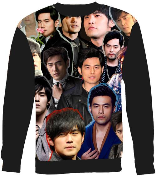 Jay Chou sweatshirt