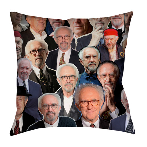 Jonathan Pryce pillowcase