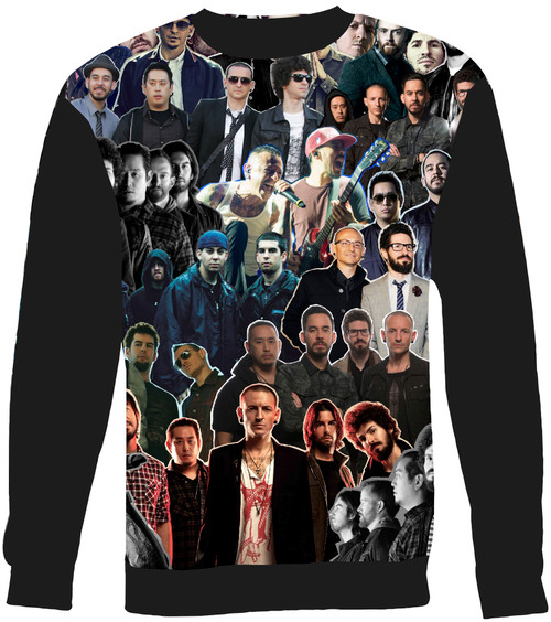 Linkin Park sweatshirt