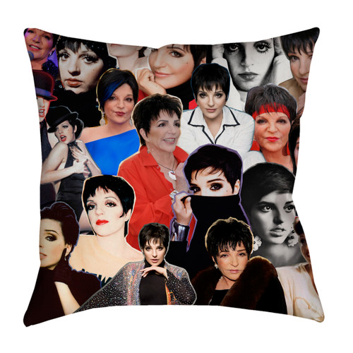 Liza Minnelli pillowcase