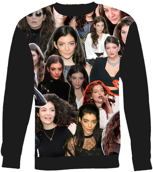 Lorde sweatshirt