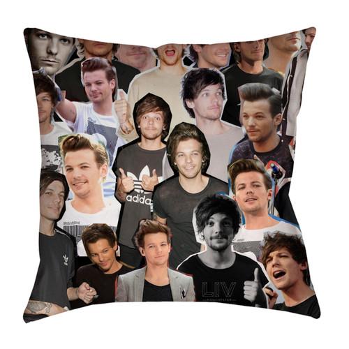 Louis Tomlinson pillowcase