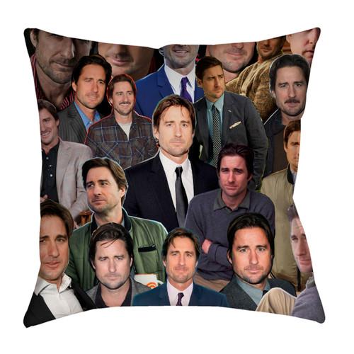 Luke Wilson pillowcase