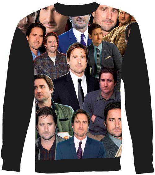 Luke Wilson sweatshirt