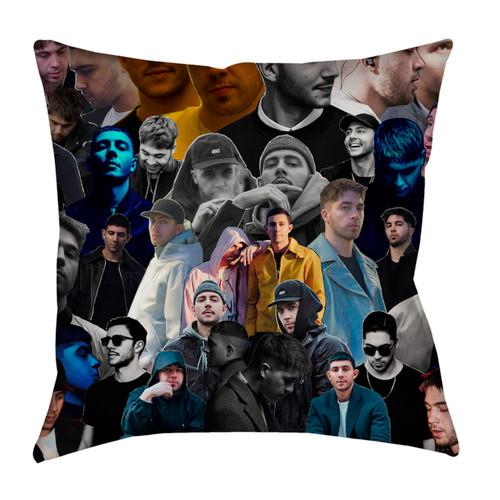 Majid Jordan pillowcase