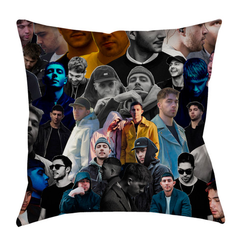 Majid Jordan pillowcase