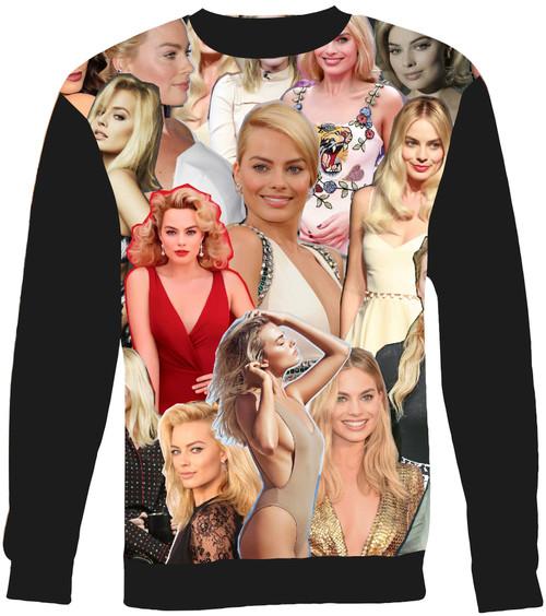 Margot Robbie sweatshirt