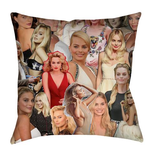 Margot Robbie pillowcase