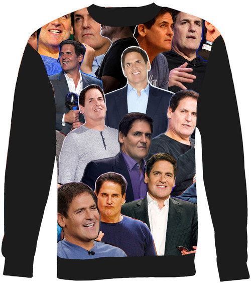 Mark Cuban sweatshirt
