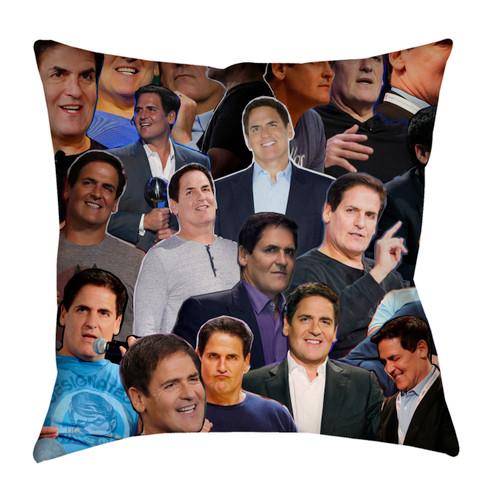 Mark Cuban pillowcase