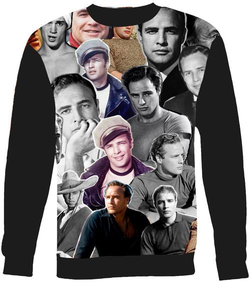 Marlon Brando sweatshirt