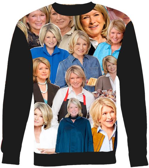 Martha Stewart sweatshirt