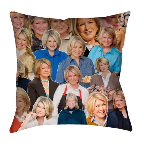 Martha Stewart pillowcase