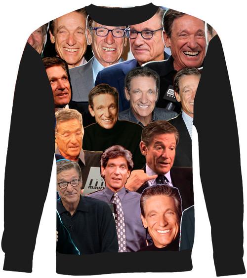 Maury Povich sweatshirt