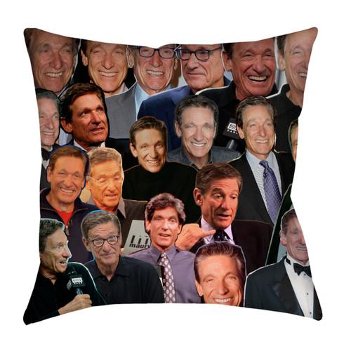 Maury Povich pillowcase