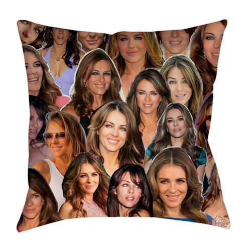 Elizabeth Hurley pillowcase
