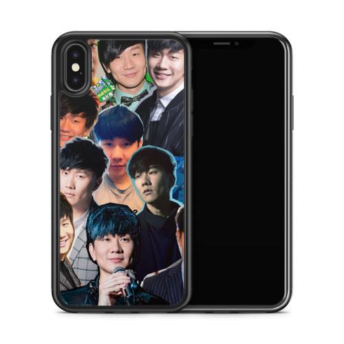JJ Lin phone case x