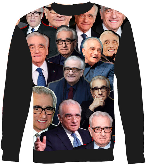 Martin Scorsese sweatshirt